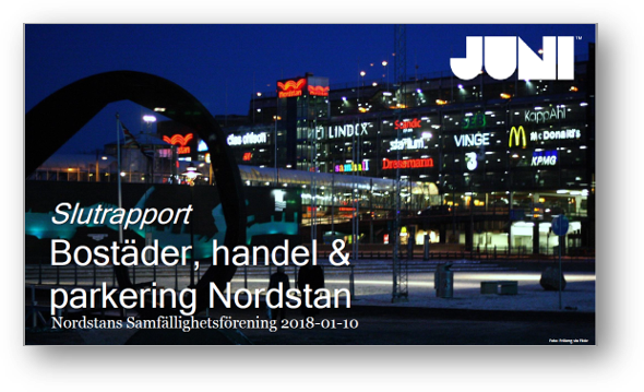 rapport Nordstan